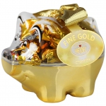 Heidel Gold-Sparschwein 75g