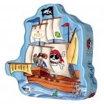Heidel Piratenschiff-Dose