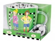 Heidel Sport Kids Fußball Tasse