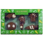 """Heilemann Confiserie Themenpackung """"Fußball Figuren"""" 100g"""