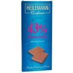 Heilemann Confiserie 43% Venezuela Edelvollmilch