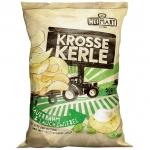 HeiMart Krosse Kerle Sauerrahm & Lauchzwiebel 115g