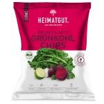 Heimatgut Bio Grünkohlchips - Rote Beete & Limette