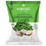 Heimatgut Bio Grünkohlchips - Sour Cream & Onion