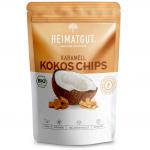 Heimatgut Kokos Chips Karamell 40g