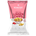 Heimatgut Linsen Chips Sweet Chili 75g