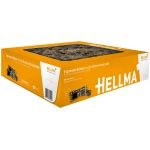 Hellma Espresso-Bohne in Zartbitterschokolade 380er Catering-Karton