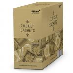 "Hellma Zucker-Sachets ""Zitate"" 750er"