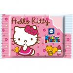 Hello Kitty Knabber Esspapier