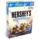Hershey's Cookies'n'Creme Cereals