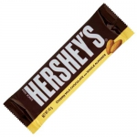 Hershey's Creamy Milk Chocolate with Whole Almonds [Mindesthaltbarkeitsdatum 05.01.2018]