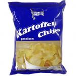 Hertha BSC Kartoffel-Chips gesalzen