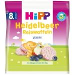 Hipp Heidelbeer-Reiswaffeln