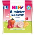 Hipp Himbeer-Reiswaffeln