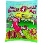 Hirsch Fußball Lolly Mix 150er
