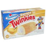 Hostess Twinkies Banana 10er [Mindesthaltbarkeitsdatum 10.03.2019]