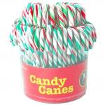 i love Likz weiß-rot-grün Candy Canes 72er