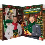 Snack Adventskalender Buch