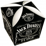 Jack Daniel's Tennessee Whiskey Fudge