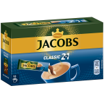 Jacobs Sticks 2in1 Classic 10er