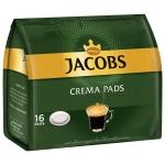 Jacobs Crema Pads 16er