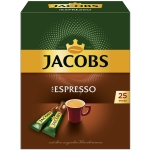 Jacobs Espresso Portionssticks 25er