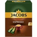 Jacobs Löskaffee Espresso Sticks 25er