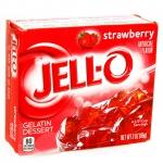 Jell-O Strawberry 85g