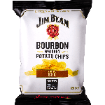 Jim Beam Bourbon Whiskey Potato Chips 120g