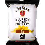 Jim Beam Bourbon Whiskey Potato Chips 40g