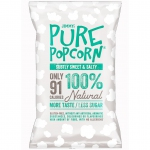 Jimmy's Pure Popcorn Subtly Sweet & Salty
