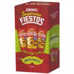 Jimmy's Supreme Fiestos BBQ 40x40g