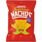 Jimmy's Supreme Nachos BBQ