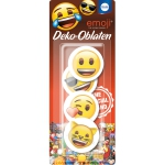 Küchle Deko-Oblaten emoji 12er