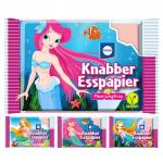 Küchle Knabber-Esspapier Meerjungfrau 12er