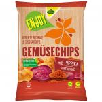 Kühne Enjoy Gemüsechips Paprika