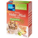 Kölln Zartes Hafer-Müsli Frucht Glutenfrei 400g