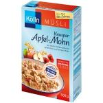 "Kölln Müsli ""Müsli des Jahres"" Knusper Apfel-Mohn"