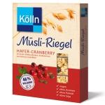 Kölln Müsli-Riegel Hafer-Cranberry 4×25g