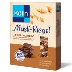 Kölln Müsli-Riegel Hafer-Schoko 4×25g