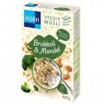 Kölln Veggie Müsli Brokkoli & Mandel 400g