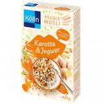 Kölln Veggie Müsli Karotte & Ingwer 400g