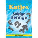 Katjes Salzige Heringe 500g Tüte