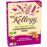Kellogg's Bio Wholegrain Wheats Raisin