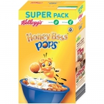 Kellogg's Honey Bsss Pops 600g