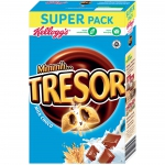 Kellogg's Mmmh... Tresor Milk Choco Super Pack