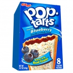 Kellogg's Pop-Tarts Frosted Blueberry