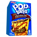 Kellogg's Pop-Tarts Frosted Chocolate Chip 8er