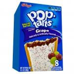 Kellogg's Pop-Tarts Frosted Grape