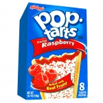 Kellogg's Pop-Tarts Frosted Raspberry 8er